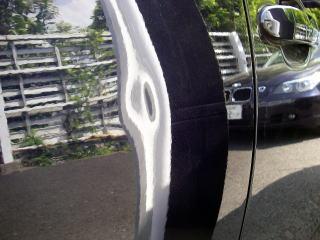 BMW 525I(E60) befor