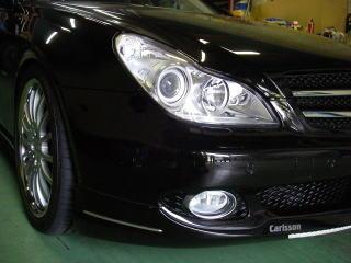 Mercedes Benz  CLS550