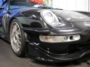 PORSCHE 911-turbo  (993)
