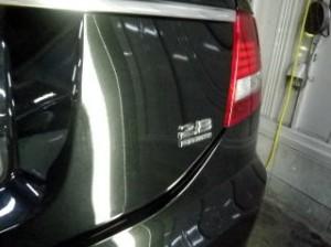 Audi  A6  after
